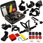 Zestaw części do GoPro ZDX-130 31 elementów