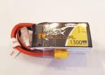 Akumulator Tattu 1300mAh 14,8V 75C 4S1P