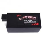 Akumulator Tattu 1300mAh 14.8V 75C 4S1P Hardcase
