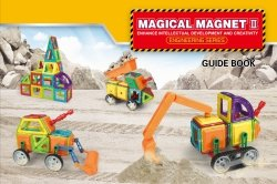 Klocki magnetyczne MAGICAL MAGNET 162SZT 7212A