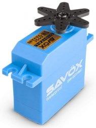 Serwo standard metal gear Savox SW-0231MG 71g (15kg / 0,15sec) wodoodporne