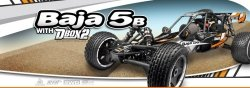 HPI BAJA 5B 2.0 RTR WITH D-BOX 2