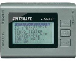 Multimetr Voltcraft 7w1 LCD Obrotomierz Termometr Tester Powermeter