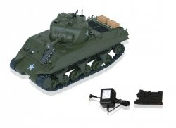 3841 Czołg Sherman M4A1 R/C 1:30