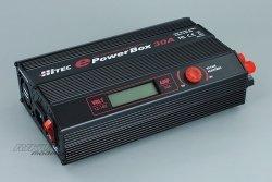 HITEC - Power Box 30A - zasilacz stabilizowany 220V / 12V