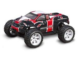 Monster Truck Painted Body Red (Strada EVO MT) 1:10