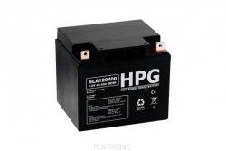 Bezobsługowy akumulator żelowy Pb 12V 40Ah