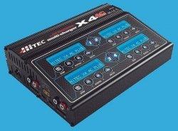 ŁADOWARKA HITEC - X4 multi charger AC PLUS - poczwórna