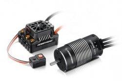 Zestaw napędowy Hobbywing MAX8 & EzRun 4274 T-Plug / 2200 kV