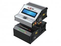 HITEC -  X1 PRO + E POWERBOX 17A