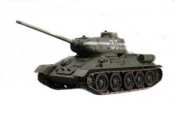 Trumpeter 1:16 Russian T34/85 Rudy 2.4GHz RTR
