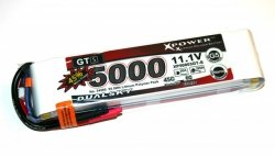 Akumulator Li-Po Dualsky 5000 mAh 45C/6C 11.1V