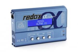 Ładowarka Redox ALPHA V2 z zasilaczem 220V