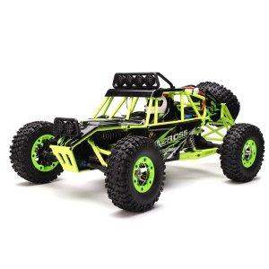 Samochód RC WLToys 12428 2.4G 4WD LED1:12