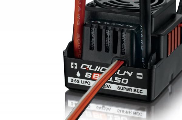 Regulator QuicRun WP 8BL150 150A Hobbywing