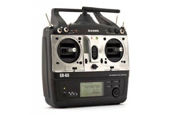 Aparatura SANWA SD-6G 2,4 GHz