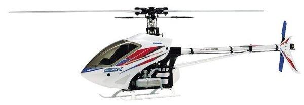 HELIKOPTER HIROBO SDX 50 SWM ARF