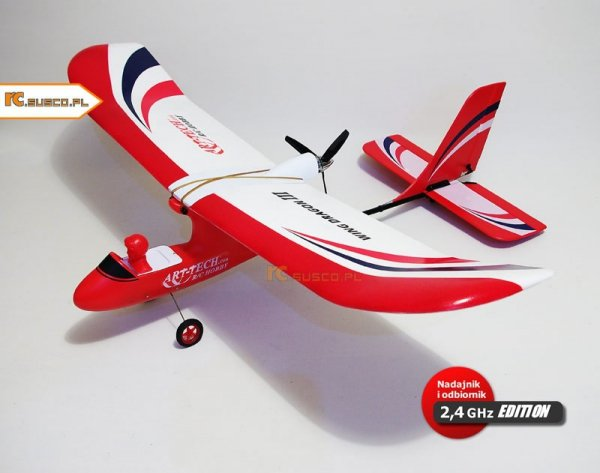 WIND DRAGON III 2,4 Ghz Brushless