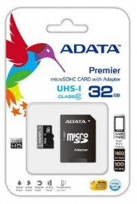 Pamięć FLASH-MICRO SD A-DATA 32GB