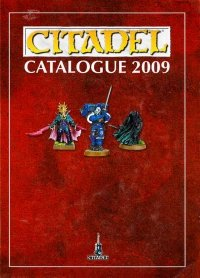 Citadel Catalogue 2009