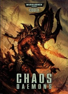 CODEX:CHAOS DAEMONS