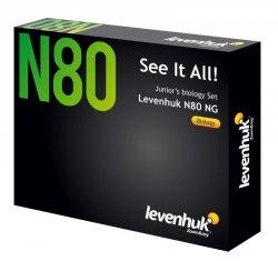 Zestaw preparatów Levenhuk N80 - Zobacz wszystko #M1