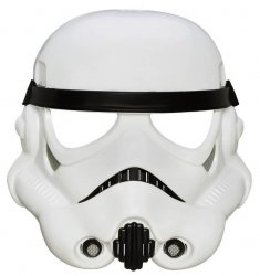MASKA STAR WARS REBELS STORMTROOPER