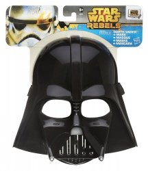 MASKA STAR WARS REBELS DARTH VADER