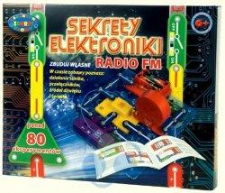 SEKRETY ELEKTRONIKI - RADIO FM. Ponad 80 eksperymentów