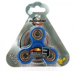 Spintop – Fidget Spinner 180 sek. Niebieski