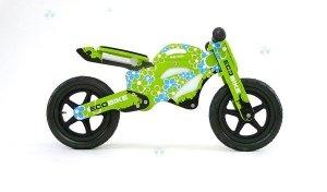 Rowerek biegowy drewniany GTX EKO - nowoczesny design