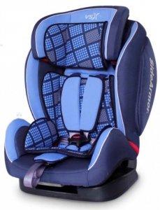 Fotelik samochodowy VSX BS07 SIDE ARMOR SYSTEM 9-36 kg niebieski - wysoka jakość, maksymalny komfort i bezpieczeństwo