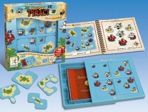 GRA LOGICZNA PIRACI HIDE&SEEK SMART GAMES