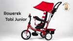 Rowerek trójkołowy Tobi Junior