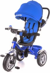 Rowerek trójkołowy Tobi Pro niebieski