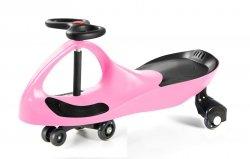 Pojazd dziecięcy TwistCar różowy