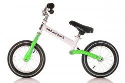 Rowerek biegowy Cody Pro zielony