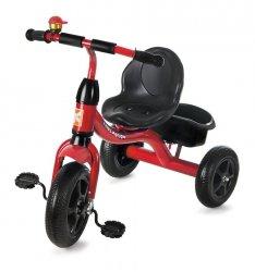Rowerek Trójkołowy TOBI BASIC - Czerwony