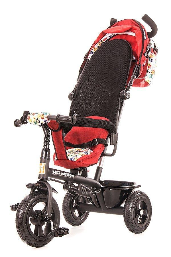 Rowerek trójkołowy Tobi Venture czerwony
