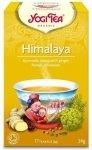 YOGI TEA®  Ajurwedyjska herbata Z HIMALAJÓW (Himalaya)