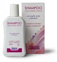 Argital Szampon do włosów suchych i normalnych Argital 250 ml.
