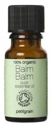 Balm Balm Organiczny olejek eteryczny Petitgrain (Gorzka Pomarańcza) 10 ml.