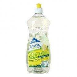 EDL płyn do mycia naczyń z organiczną cytryną i miętą 1 l.