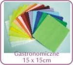 Gastronomiczne 15x15cm