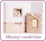 ALBUMY FOTOGRAFICZNE i RAMKI NA ZDJĘCIA