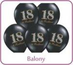 Balony osiemnastkowe
