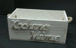 Skrzynka biała  Dla Kochanej Mamie