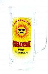 Kufel do piwa dla  Chłopaka pod słońcem