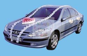 Taśma karbowana na samochód ze złoceniem BORDOWA TKS-082