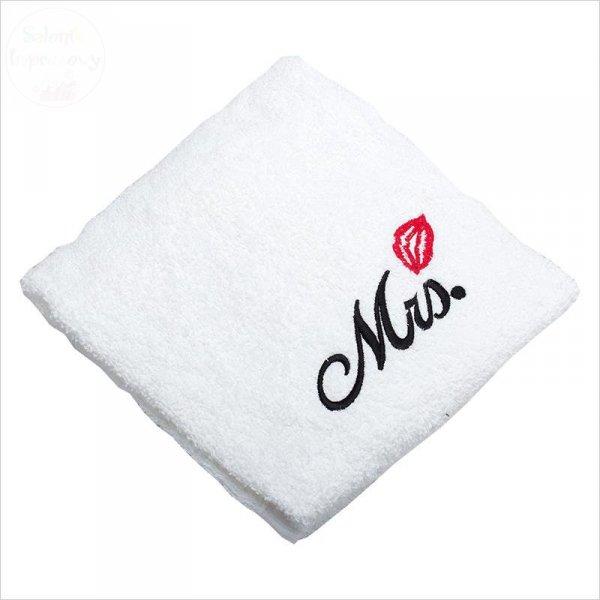 """Ręcznik MRS """" Always Right""""  50 x 100 cm"""